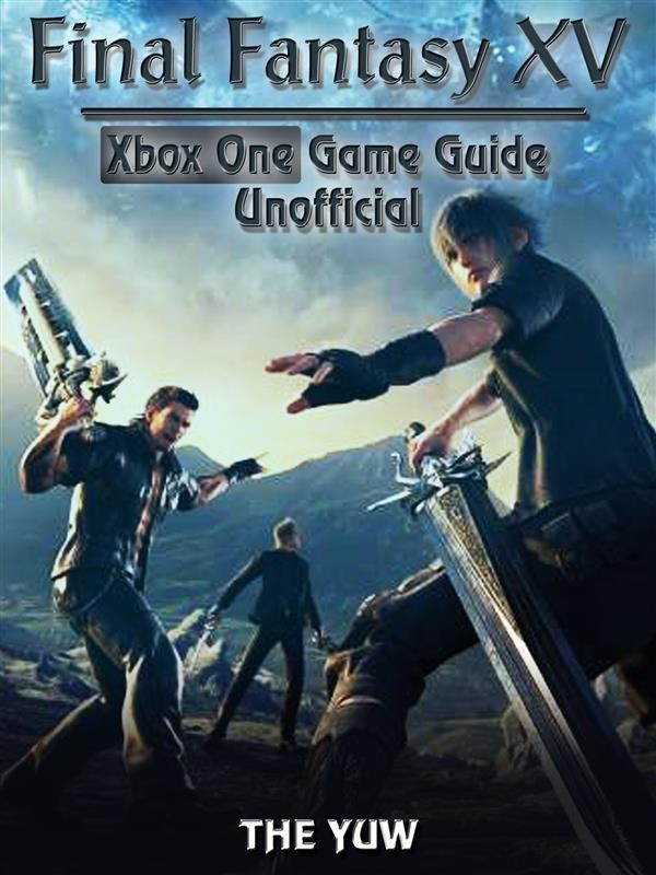 final fantasy xv guide book