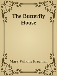The Butterfly House - copertina