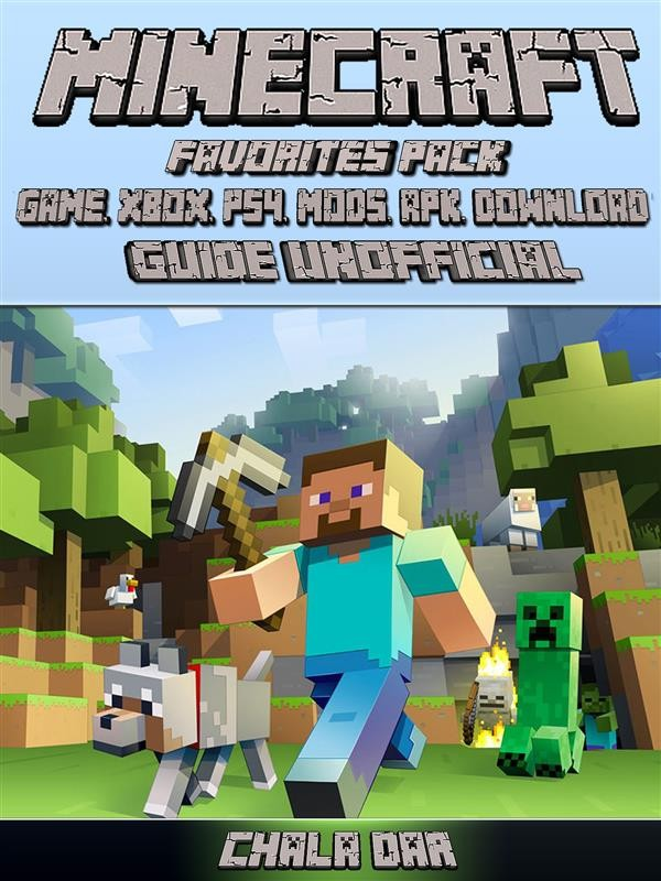 Book Cover Craft Mods : Minecraft favorites pack game xbox ps mods apk