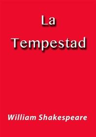 La tempestad - Shakespeare - Librerie.coop