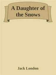 A Daughter of the Snows - copertina