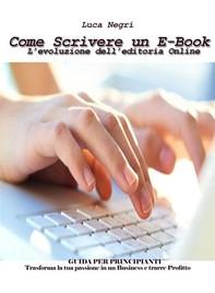 Come Scrivere un E-Book: L'evoluzione dell'editoria Online - Librerie.coop