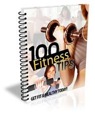 100 Fitness Tips - copertina