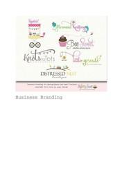 Business Branding - copertina