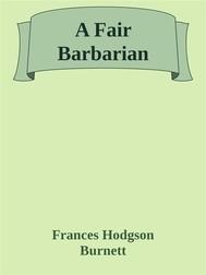 A Fair Barbarian - copertina