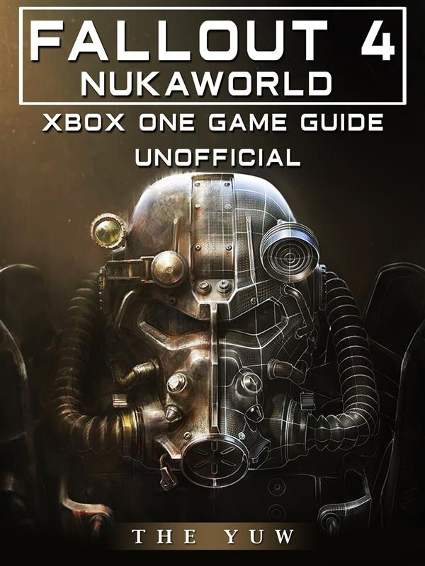 Book Cover Illustration Xbox One : Fallout nukaworld xbox one unofficial game guide the