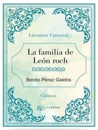 La familia de León Roch - Librerie.coop