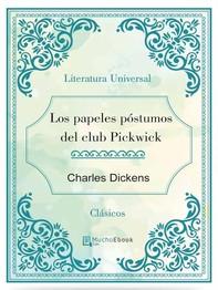 Los papeles postumos del Club pickwick - Librerie.coop