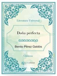 Doña Perfecta - Librerie.coop