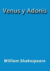 Venus y Adonis - Librerie.coop