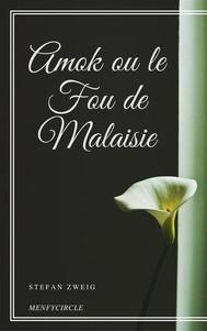 Amok ou le Fou de Malaisie - copertina