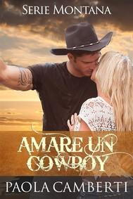 Amare un cowboy - copertina