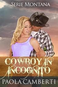 Cowboy in incognito - copertina