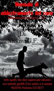Addestramento del cane (versione 2.0) - copertina