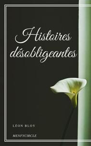 Histoires désobligeantes - copertina