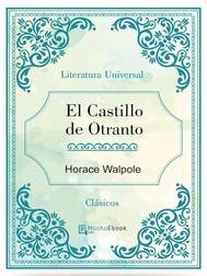 El castillo de Otranto - copertina