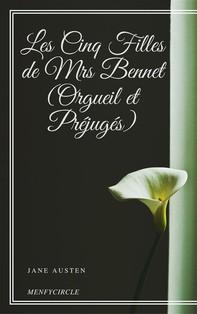 Les Cinq Filles de Mrs Bennet (Orgueil et Préjugés) - Librerie.coop