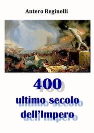 400 Ultimo secolo dell'Impero - copertina