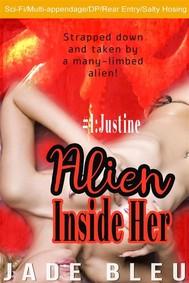 Alien Inside Her #1: Justine - copertina