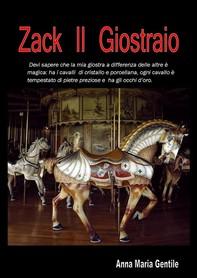 Zack Il Giostraio - Librerie.coop