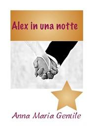 Alex2 il racconto - copertina