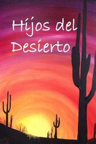 Hijos del desierto - copertina