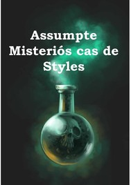 Assumpte Misterios cas de Styles - copertina