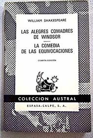 Las Alegres Comadres De Wíndsor - copertina