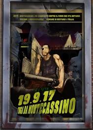19.9.17 - Fuga da Montecassino - copertina