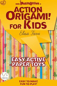 Action Origami for kids - copertina