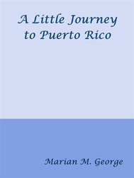 A Little Journey to Puerto Rico - copertina