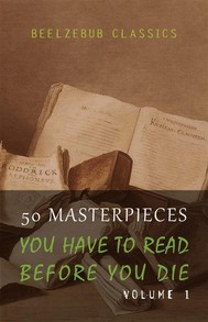 50 Masterpieces you have to read before you die - Volume 1 (Beelzebub Classics) - copertina