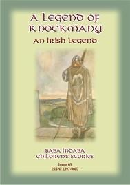 A LEGEND OF KNOCKMANY - A Celtic/Irish legend of Finn MacCumhail - copertina