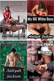 African American Erotic Drama Bundle - copertina