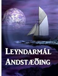 Leyndarmál Andstæðing - copertina
