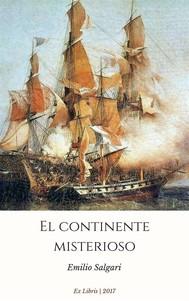El continente misterioso - copertina