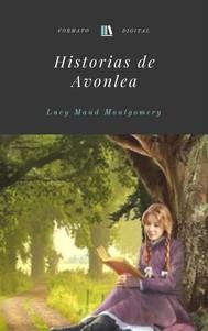 Historias de Avonlea - copertina