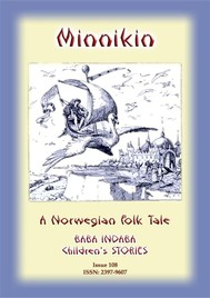 MINNIKIN - A Norwegian Fairy Tale - copertina