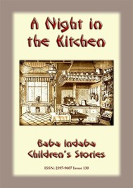A NIGHT IN THE KITCHEN - A Romanian Children's Story - copertina