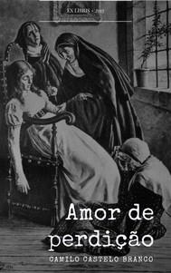 Amor de Perdição - copertina