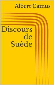 Discours de Suède - copertina