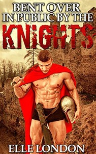 Bent Over In Public By The Knights - copertina