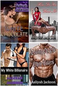 BWWM Interracial Bundle: 4 Sizzling Stories - copertina
