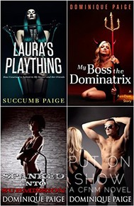 FemDom Bundle: Four Sizzling Stories of Dominant Females - copertina