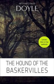 Arthur Conan Doyle: The Hound of the Baskervilles - copertina
