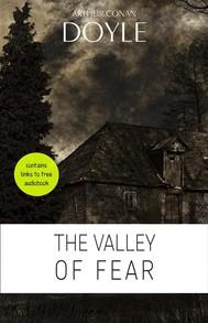 Arthur Conan Doyle: The Valley of Fear - copertina