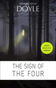 Arthur Conan Doyle: The Sign of the Four - copertina