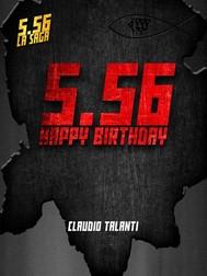 5.56 - Happy Birthday - copertina