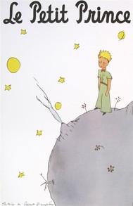 Antoine de Saint-Exupéry: Le Petit Prince - copertina