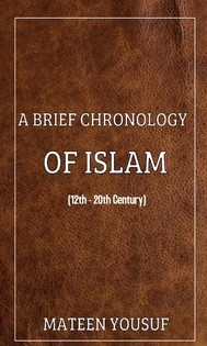 A Brief Chronology of Islam - copertina
